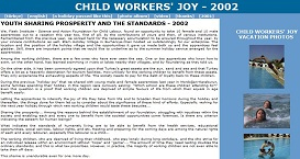 Child Worker Joy